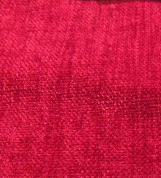 WOVEN-CHENILLE WASH'N'WEAR Raspberry