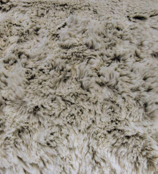 Faux Fur Alabaster